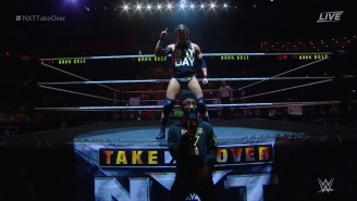 The Best And Worst Of NXT TakeOver XXV