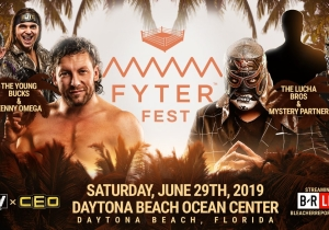 AEW Announced The Mystery Opponent For The Elite At Fyter Fest