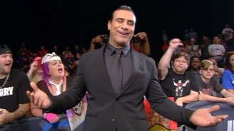 Alberto El Patron's New Lucha Libre Promotion Has A TV Show, Features Some Big Names