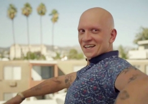 Anthony Carrigan Talks Playing NoHo Hank On 'Barry,' Rooftop Dancing, And Gaslighting Keanu Reeves