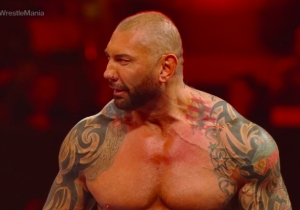 Batista Doesn't Think AEW Is Legitimate Competition For WWE