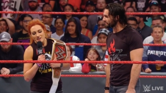 Becky Lynch Discussed Her Onscreen Romance With Seth Rollins And Whether They've Influenced Each Other