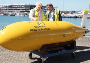 'Boaty McBoatface' Made An, Uh, Alarming Climate Change Discovery On Its Maiden Voyage