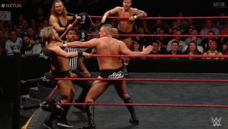 The Best And Worst Of NXT UK 6/12/19: Wolfe Pack