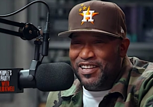 Bun B On 'People's Party With Talib Kweli' – Full Interview