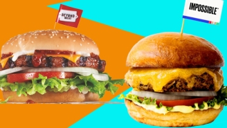 The Fake Burger Face-Off — Impossible Foods Vs. Beyond Meat
