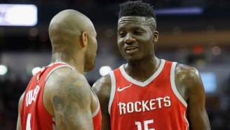 Report: The Rockets Are 'Actively Exploring' The Trade Market For Three Starters