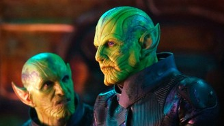 The 'Captain Marvel' Directors Clarify That Big Skrull Twist (And Why They Did It)