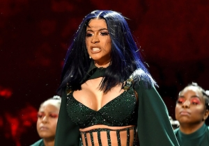 Cardi B Tweets And Deletes A Defense Of Her Previous 'Drugging And Robbing Men' Comments