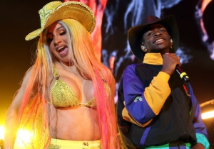 Cardi B Joins Lil Nas X At The 'Rodeo' On His Breezy, Versatile '7' EP