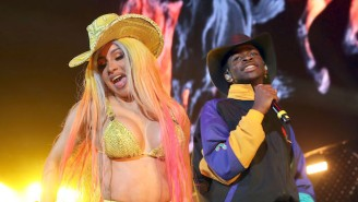 Cardi B Brought Out Lil Nas X And Billy Ray Cyrus For An 'Old Town Road' Performance At Summer Jam