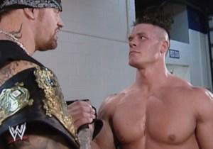 John Cena Commented On Goldberg Vs. Undertaker, Says He's Considering Retirement