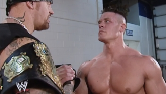 John Cena Commented On Goldberg Vs. Undertaker, Says He's Considering Retirement
