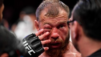 Donald Cerrone Blew His Nose And It Ended His UFC 238 Fight Against Tony Ferguson