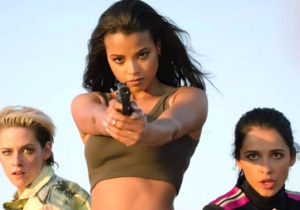 The 'Charlie's Angels' Trailer Is Full Of Wigs, Weapons, And So Many Bosleys