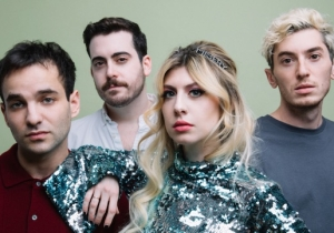 Charly Bliss Shared A Gorgeous And Cleverly Shot Video For 'Young Enough'