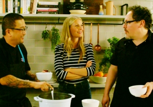 Jon Favreau And Roy Choi's 'The Chef Show' Deftly Captures The Joy Of Friends Cooking Together