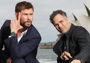 Mark Ruffalo's Troll Game Is Strong While Urging People To Watch The 'Avengers: Endgame' Re-Release