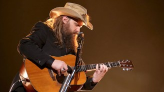 Chris Stapleton Joins The 'Toy Story 4' Universe With A New Song, 'The Ballad Of The Lonesome Cowboy'