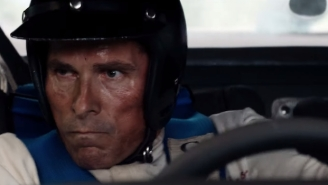 Christian Bale And Matt Damon Try To Build The Perfect Race Car In The Trailer For 'Ford V. Ferrari'