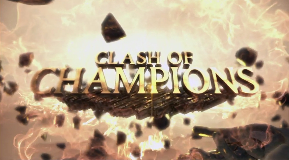 WWE Clash Of Champions Open Discussion Thread