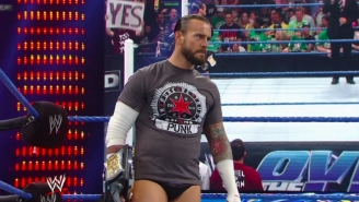 CM Punk Responds To Question About Showing Up In AEW