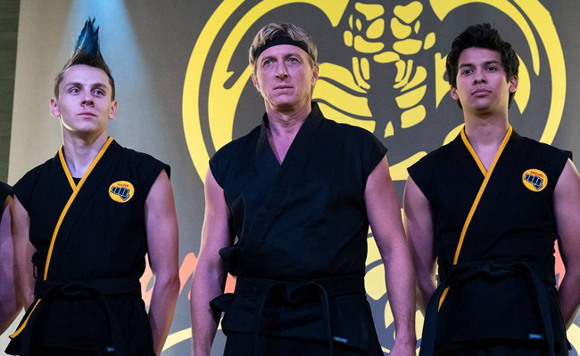 'Cobra Kai' Star Billy Zabka On Living With '80s Novelty Fame And What Today's Kids Could Learn From His Generation