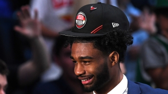 Coby White Was Overjoyed To Learn North Carolina Teammate Cam Johnson Got Drafted 11th Overall