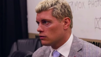 Cody Rhodes Commented On The Role Blood Will Play In All Elite Wrestling
