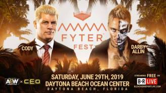 AEW Fyter Fest 2019 Open Discussion Thread