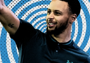The Rundown: Steph Curry's 'Holey Moley' Is Profoundly Weird (And Kind Of Fun)