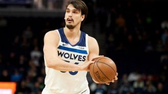 The Timberwolves Have Reportedly Traded Dario Saric And No. 11 To Phoenix For The Sixth Pick