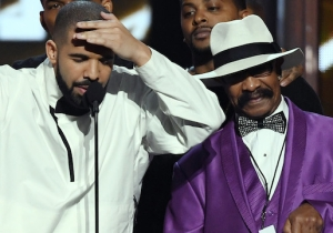 Drake's Dad Revealed The Nervous Tic His Son Has That Drives Him Crazy