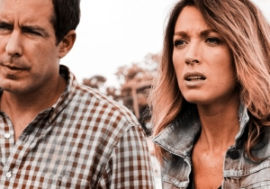 Jason Jones And Natalie Zea On Finding Delilah And The Art Of The Scramble On 'The Detour'