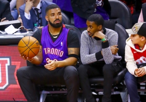 Giannis Antetokounmpo Says Drake Looks 'Out Of Shape' While Evaluating His Basketball Skills