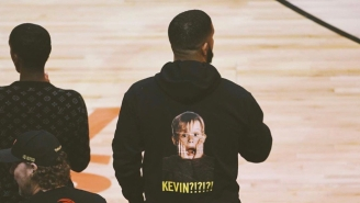 Macaulay Culkin Responded To Drake Wearing A 'Home Alone' Hoodie To Game 2 Of The NBA Finals