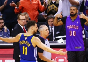 A California Radio Station Has Banned Drake's Music For The Rest Of The NBA Finals