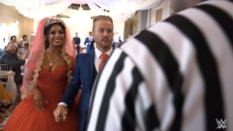 Drake Maverick Lost The 24/7 Championship At His Actual Wedding