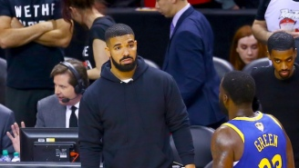 Shaq Shared His Thoughts About Drake's NBA Finals Behavior And Thinks It's All About 'Marketing'