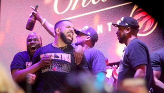 Drake Celebrated So Much After The Toronto Raptors Won The NBA Finals