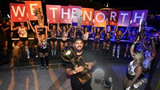 The NBA Apparently Asked Drake Not To Attend NBA Finals Games In Oakland