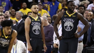 Draymond Green And Steph Curry Are Confident The Warriors Will Be Back Next Season