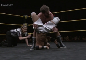 The Best And Worst Of WWE NXT 6/12/19: Submission Fraternity
