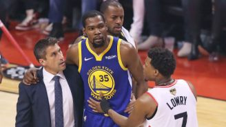 Kevin Durant Had Surgery In New York To Repair A Ruptured Achilles Tendon