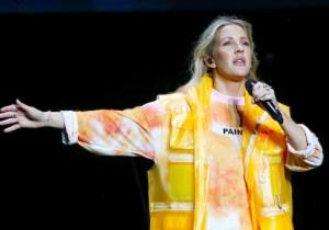 Ellie Goulding And Juice Wrld Get Dark On Their Smooth New Pop Banger 'Hate Me'