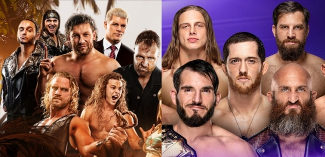WWE Network Will Livestream Evolve's 10th Anniversary Show Opposite AEW's Fight For The Fallen