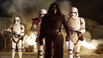 For The Life Of Us We Can't Figure Out What The First Order Wants In These New 'Star Wars' Movies