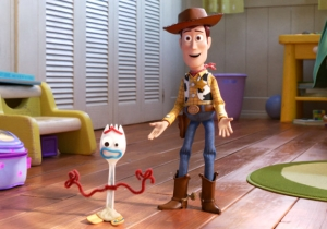 'Toy Story 4' Found The Voice Of Forky By Using 'Arrested Development' Clips