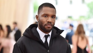 Frank Ocean Described The 'Euphoria' He Felt After 'F*cking Over' Def Jam With 'Endless'