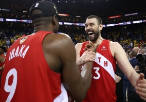 Marc Gasol Has Picked Up His $25.6 Million Player Option To Stay In Toronto